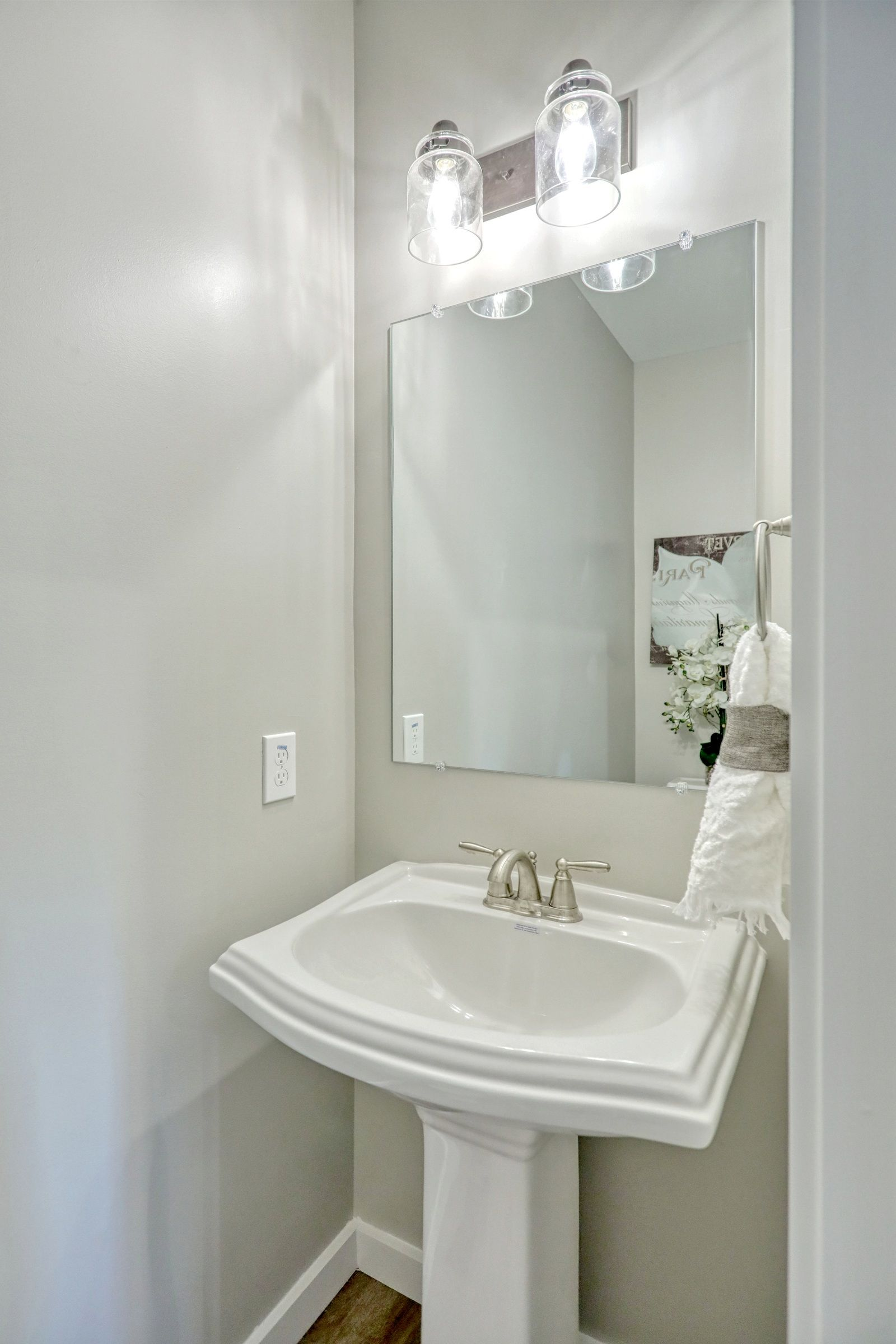 Bathroom featured in the Addison Traditional By Keystone Custom Homes in York, PA
