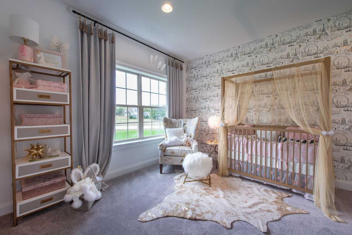 Bedroom featured in the Devonshire Vintage By Keystone Custom Homes in Lancaster, PA