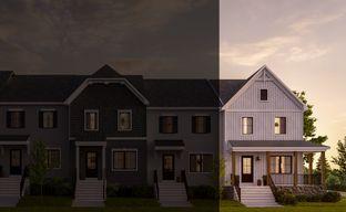 Kellerton Townhomes by Keystone Custom Homes in Washington Maryland