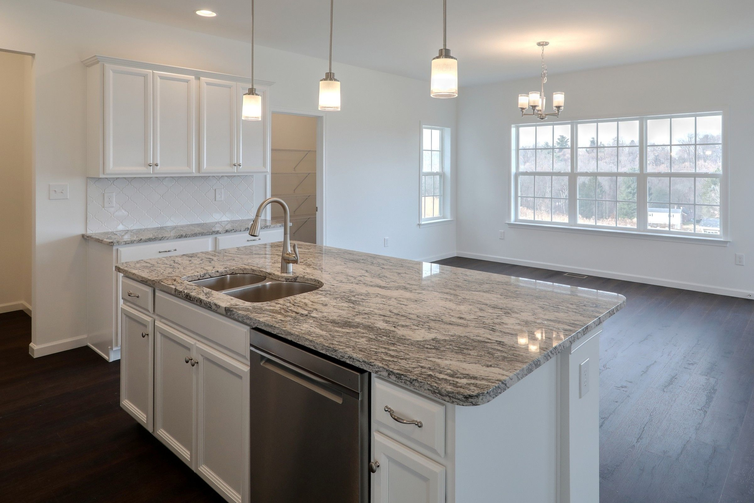 Kitchen featured in the Lachlan Vintage By Keystone Custom Homes in York, PA