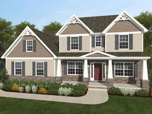 Ethan Manor - Enclave at Brandywine: West Chester, New Jersey - Keystone Custom Homes