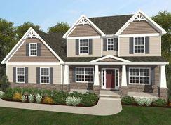 Ethan Manor - Enclave at Glenelg: Mount Airy, Maryland - Keystone Custom Homes