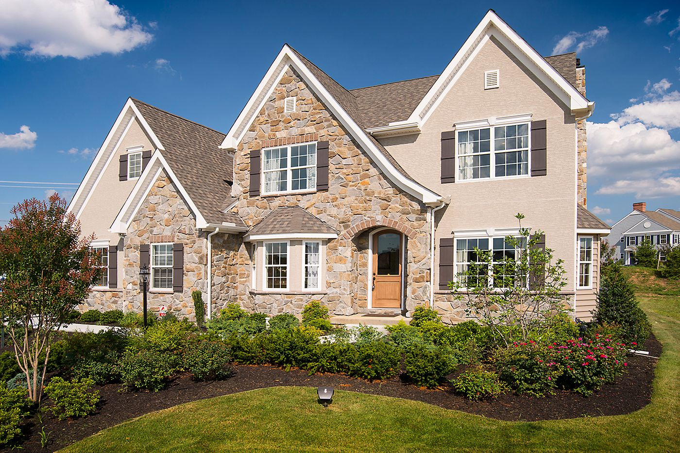 Exterior featured in the Ethan English Cottage By Keystone Custom Homes in York, PA