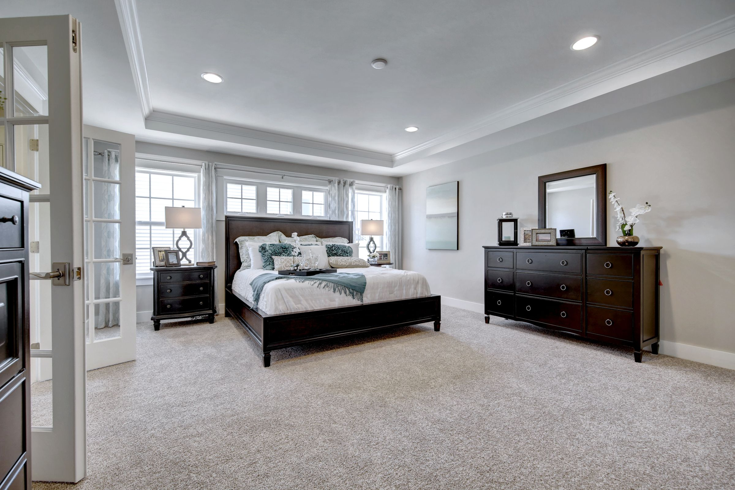 Bedroom featured in the Ethan Traditional By Keystone Custom Homes in Reading, PA