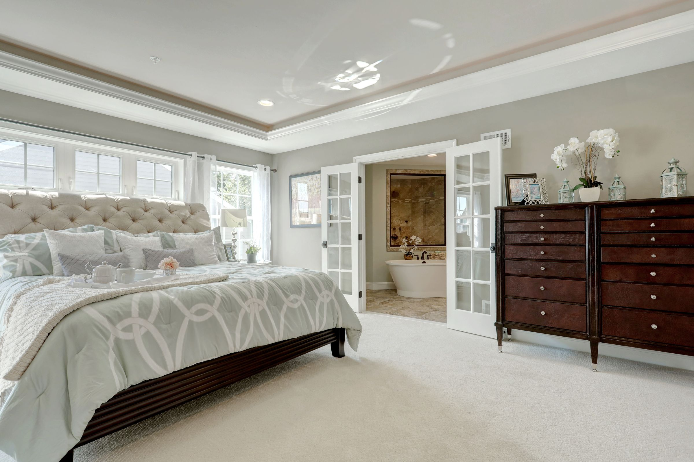 Bedroom featured in the Ethan English Cottage By Keystone Custom Homes in York, PA