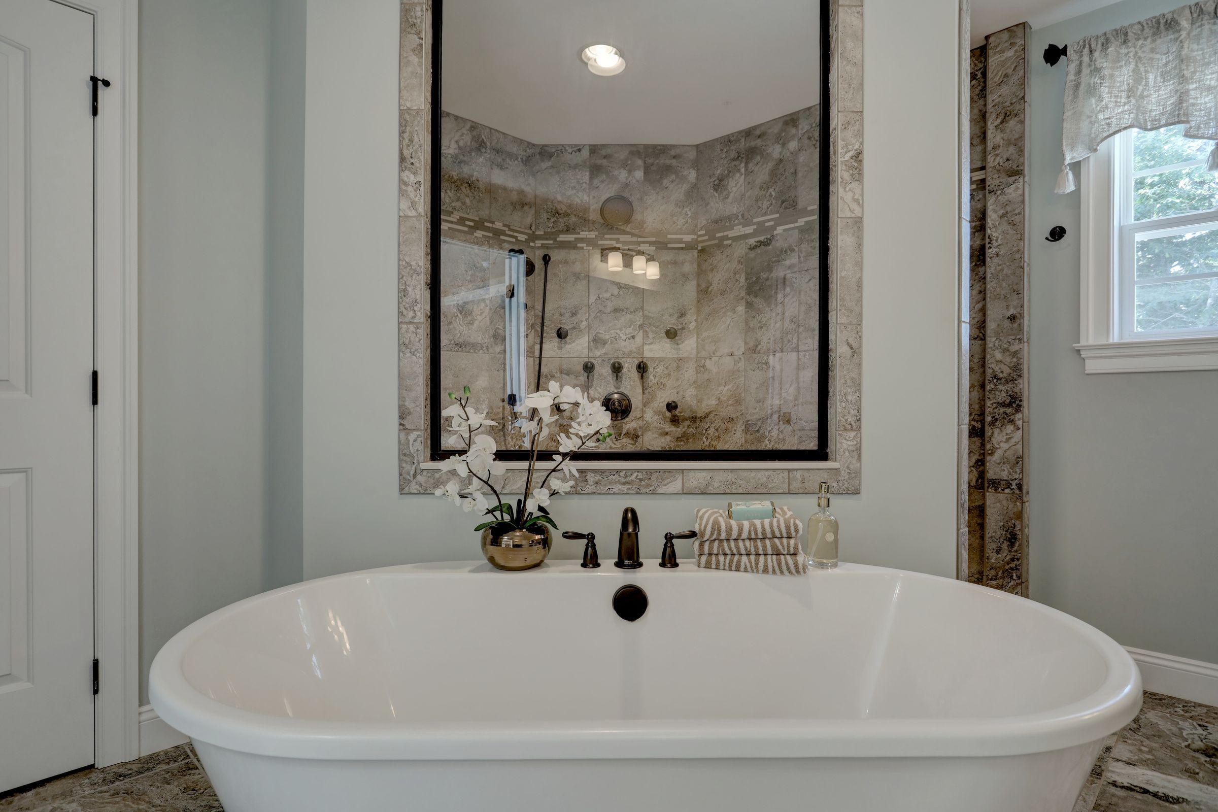Bathroom featured in the Ethan Bordeaux By Keystone Custom Homes in Lancaster, PA