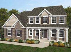 Ethan Heritage - Hampton Heath: Landisville, Pennsylvania - Keystone Custom Homes