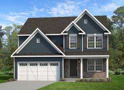 Alexander Heritage - Applewood: Aspers, Pennsylvania - Keystone Custom Homes