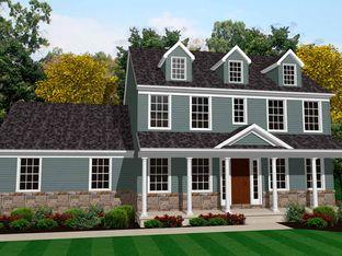 Hamilton Heritage - Hampton Heath: Landisville, Pennsylvania - Keystone Custom Homes