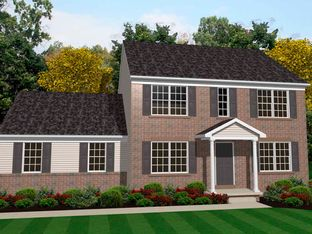 Hamilton Traditional - Hampton Heath: Landisville, Pennsylvania - Keystone Custom Homes