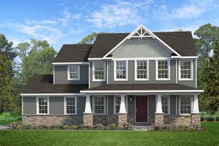 Windsor Heritage - Retreat at Boyertown Farms: Gilbertsville, Pennsylvania - Keystone Custom Homes