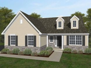 Pinehurst Traditional - Applewood: Aspers, Pennsylvania - Keystone Custom Homes