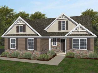 Pinehurst Heritage - Retreat at Boyertown Farms: Gilbertsville, Pennsylvania - Keystone Custom Homes