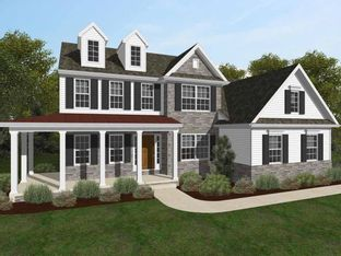 Augusta Traditional - Eva Mar Farms: Bel Air, Maryland - Keystone Custom Homes