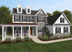 Augusta Traditional - Overlook at Seneca Creek: Gaithersburg, Maryland - Keystone Custom Homes