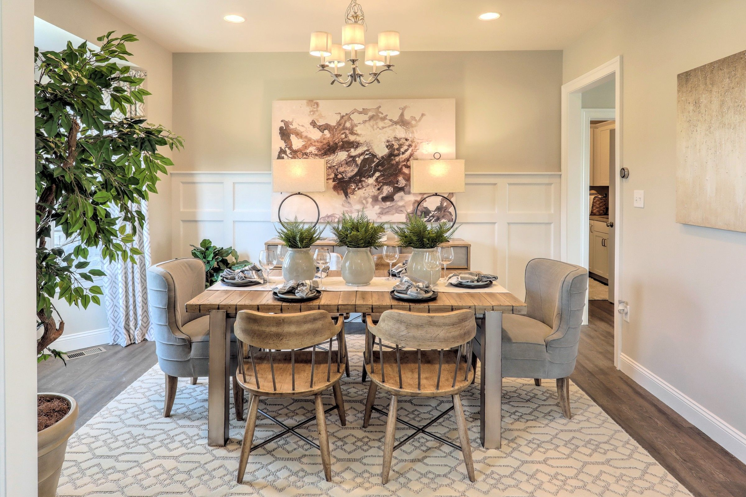 Living Area featured in the Augusta Heritage By Keystone Custom Homes in York, PA