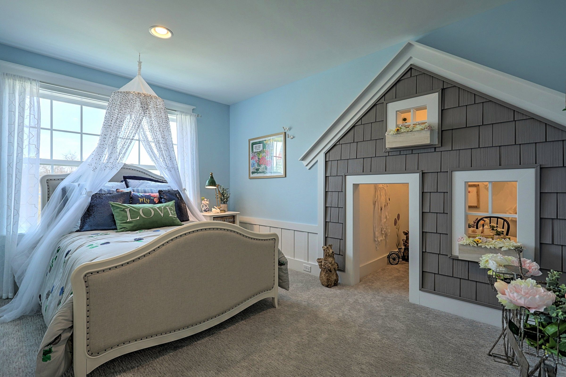 Bedroom featured in the Augusta Heritage By Keystone Custom Homes in York, PA