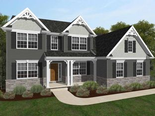Augusta Heritage - Enclave at Glenelg: Mount Airy, District Of Columbia - Keystone Custom Homes