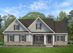 Arcadia Traditional - Silver Preserve: Mechanicsburg, Pennsylvania - Keystone Custom Homes