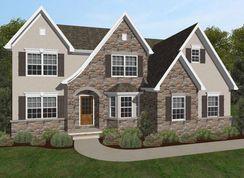 Ethan English Cottage - Eva Mar Farms: Bel Air, Maryland - Keystone Custom Homes