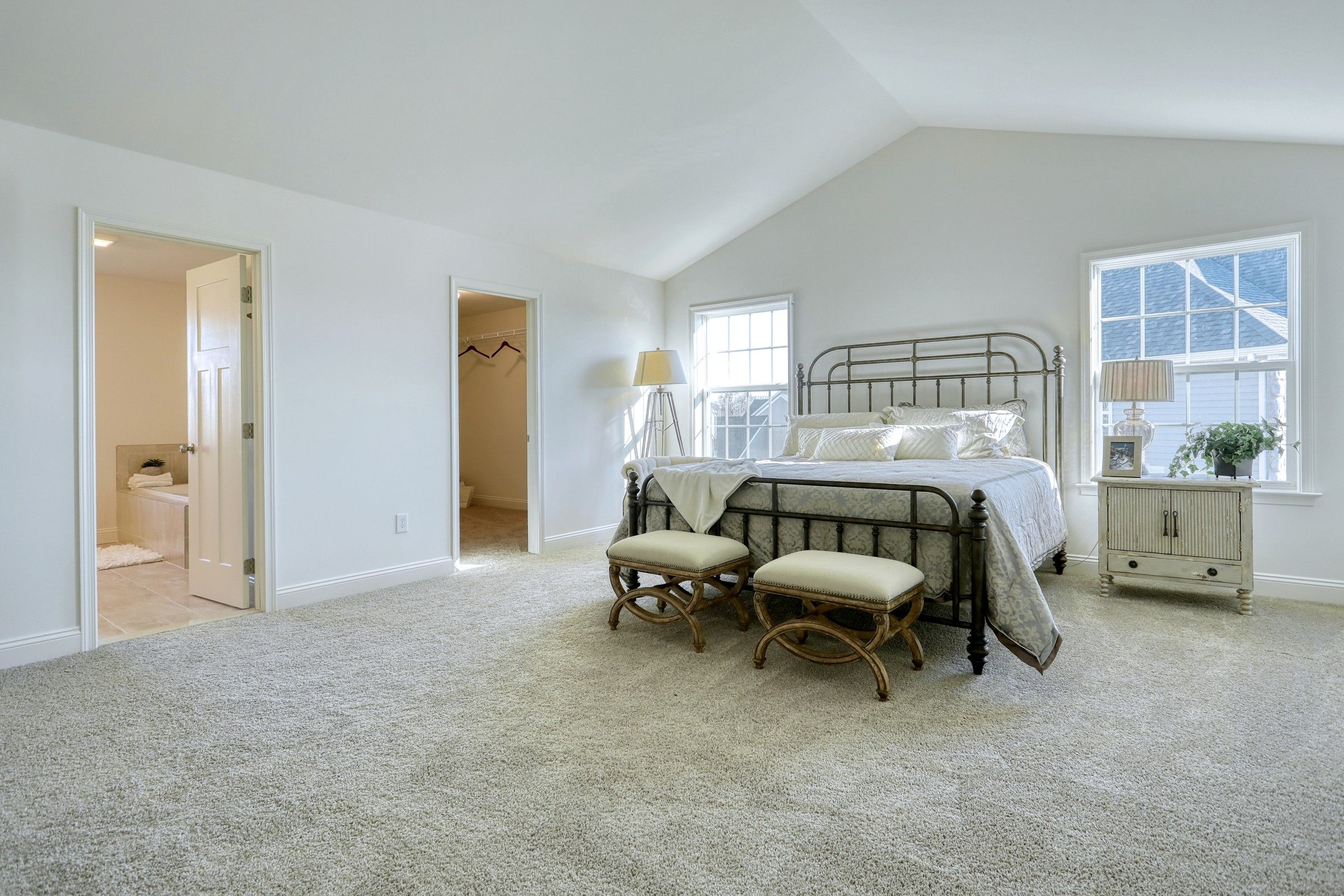 Bedroom featured in the Parker Traditional By Keystone Custom Homes in York, PA