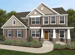 Parker Heritage - Retreat at Boyertown Farms: Gilbertsville, Pennsylvania - Keystone Custom Homes