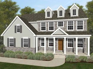 Parker Traditional - Kensington: Red Lion, Pennsylvania - Keystone Custom Homes