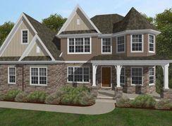 Nottingham Manor - Hamilton's Overlook: New Freedom, Pennsylvania - Keystone Custom Homes