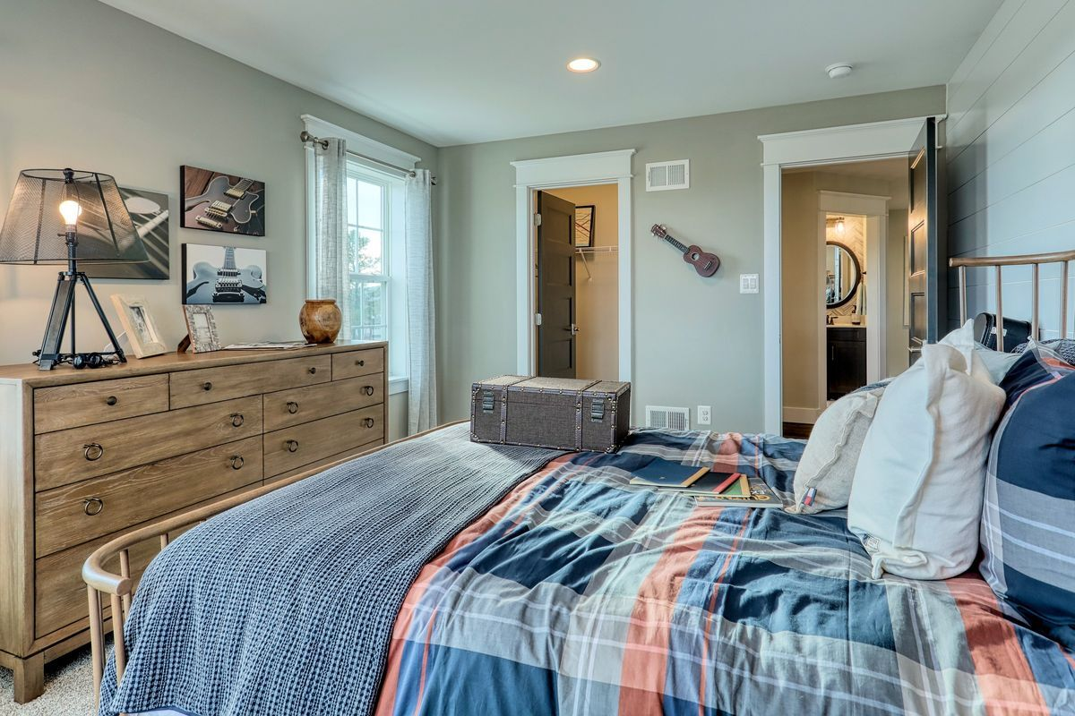 Bedroom featured in the Nottingham Farmhouse By Keystone Custom Homes in Lancaster, PA