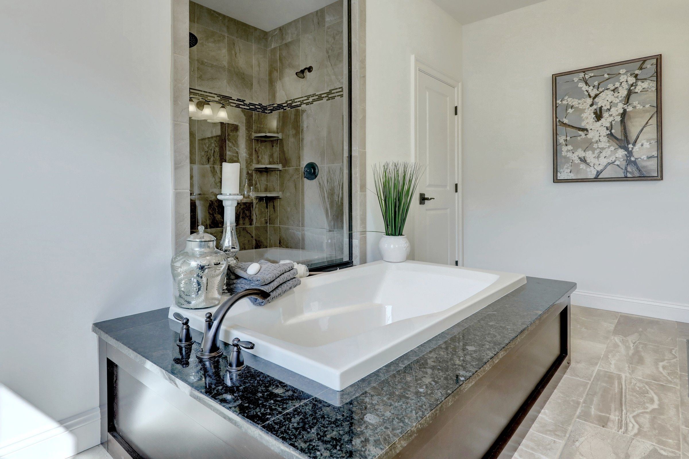 Bathroom featured in the Nottingham Farmhouse By Keystone Custom Homes in Lancaster, PA