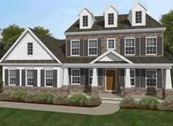 Nottingham Heritage - Overlook at Seneca Creek: Gaithersburg, Maryland - Keystone Custom Homes