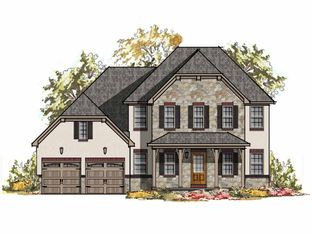 Augusta Bordeaux - Retreat at Boyertown Farms: Gilbertsville, Pennsylvania - Keystone Custom Homes