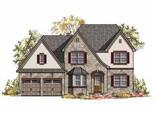 Augusta Normandy - The Sanctuary at Liberty Hills: Finksburg, Maryland - Keystone Custom Homes