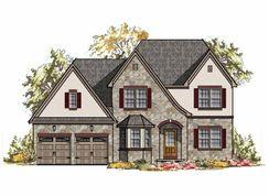 Augusta Normandy - The Preserve at Marriotts Ridge: Woodstock, Maryland - Keystone Custom Homes