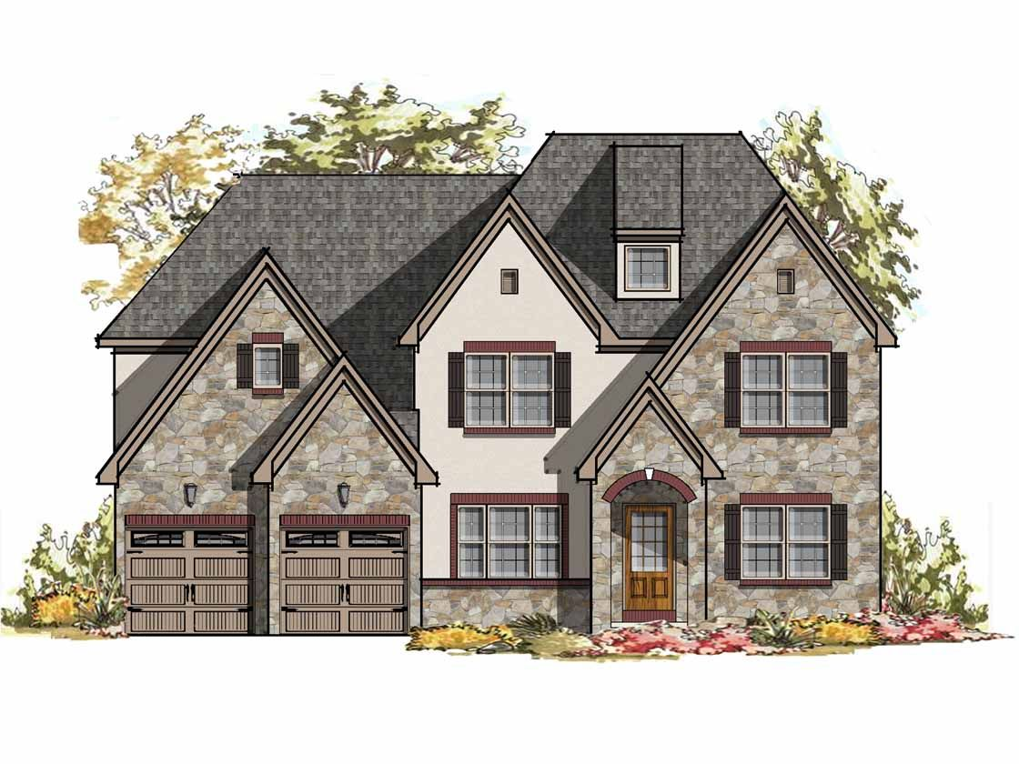 Exterior featured in the Ethan Normandy By Keystone Custom Homes in Lancaster, PA