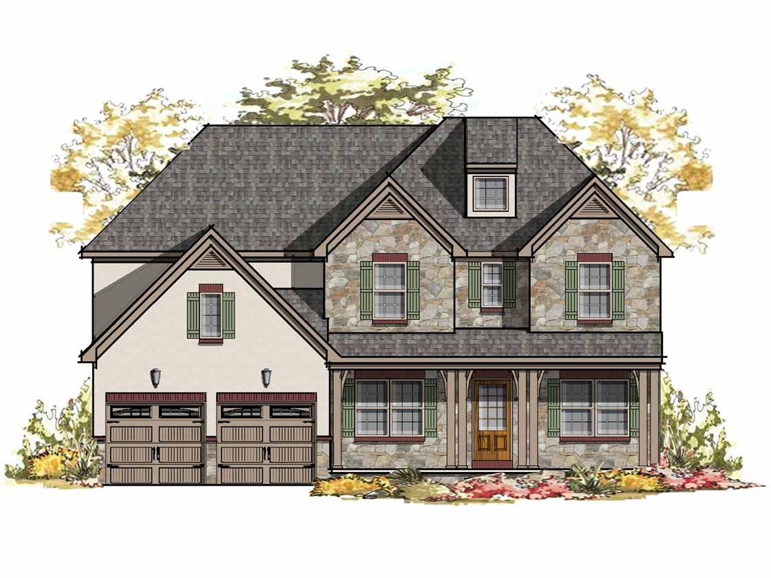Exterior featured in the Parker Bordeaux By Keystone Custom Homes in Philadelphia, PA