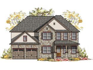 Parker Normandy - Hampton Heath: Landisville, Pennsylvania - Keystone Custom Homes