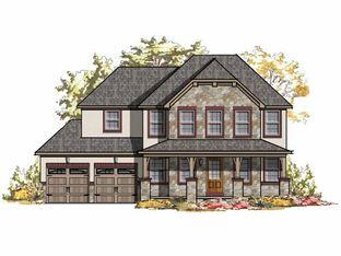 Windsor Bordeaux - Enclave at Independence Ridge: Lancaster, Pennsylvania - Keystone Custom Homes