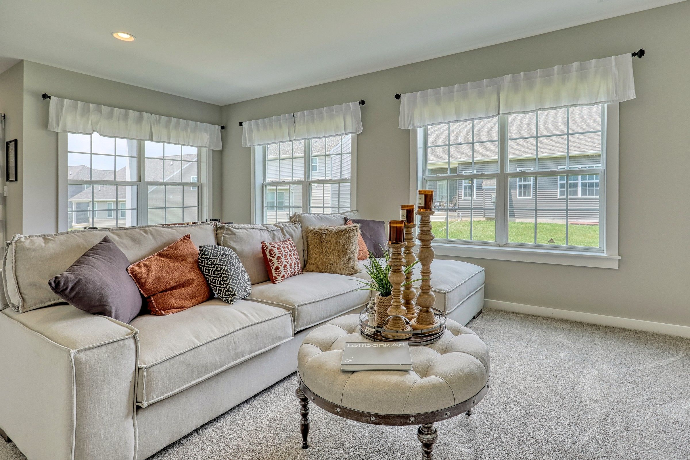 Living Area featured in the Brentwood Vintage By Keystone Custom Homes in York, PA