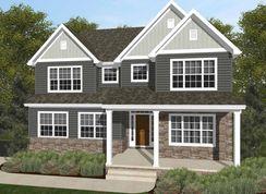 Covington Traditional - Retreat at Sherwood Preserve: Brookeville, Maryland - Keystone Custom Homes