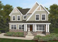 Covington Manor - Overlook at Seneca Creek: Gaithersburg, Maryland - Keystone Custom Homes