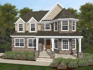 Covington Heritage - The Preserve at Marriotts Ridge: Woodstock, Maryland - Keystone Custom Homes