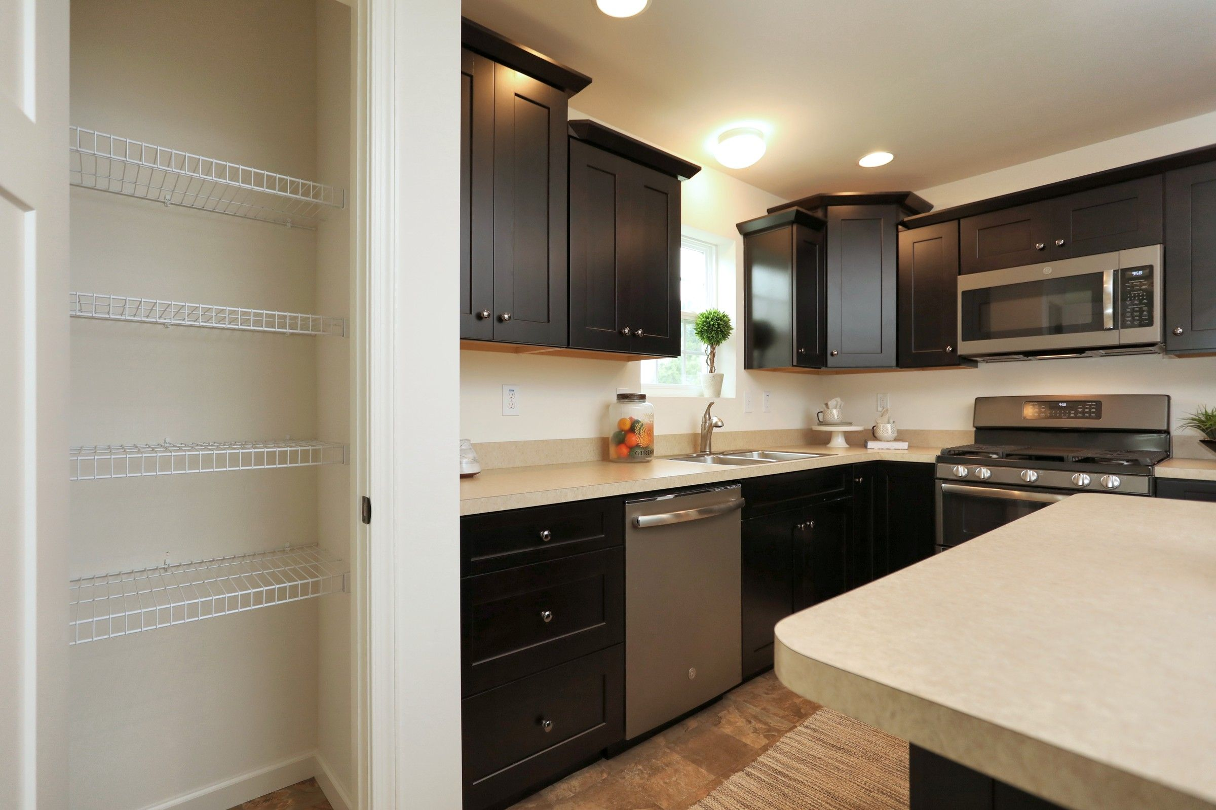 Kitchen featured in the Andrews Vintage By Keystone Custom Homes in York, PA
