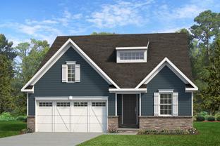 Andrews Traditional - Glenwood Chase: Pennsburg, Pennsylvania - Keystone Custom Homes