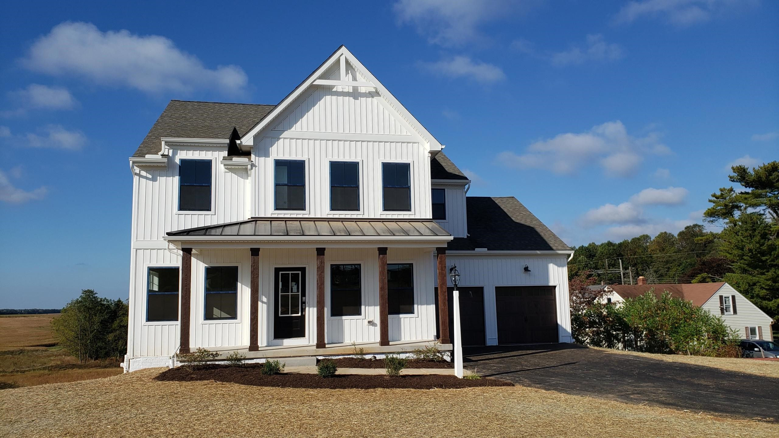 Exterior featured in the Addison Traditional By Keystone Custom Homes in York, PA