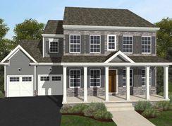 Addison Traditional - Eva Mar Farms: Bel Air, Maryland - Keystone Custom Homes