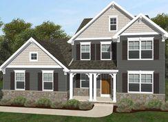 Sycamore Heritage - Retreat at Boyertown Farms: Gilbertsville, Pennsylvania - Keystone Custom Homes