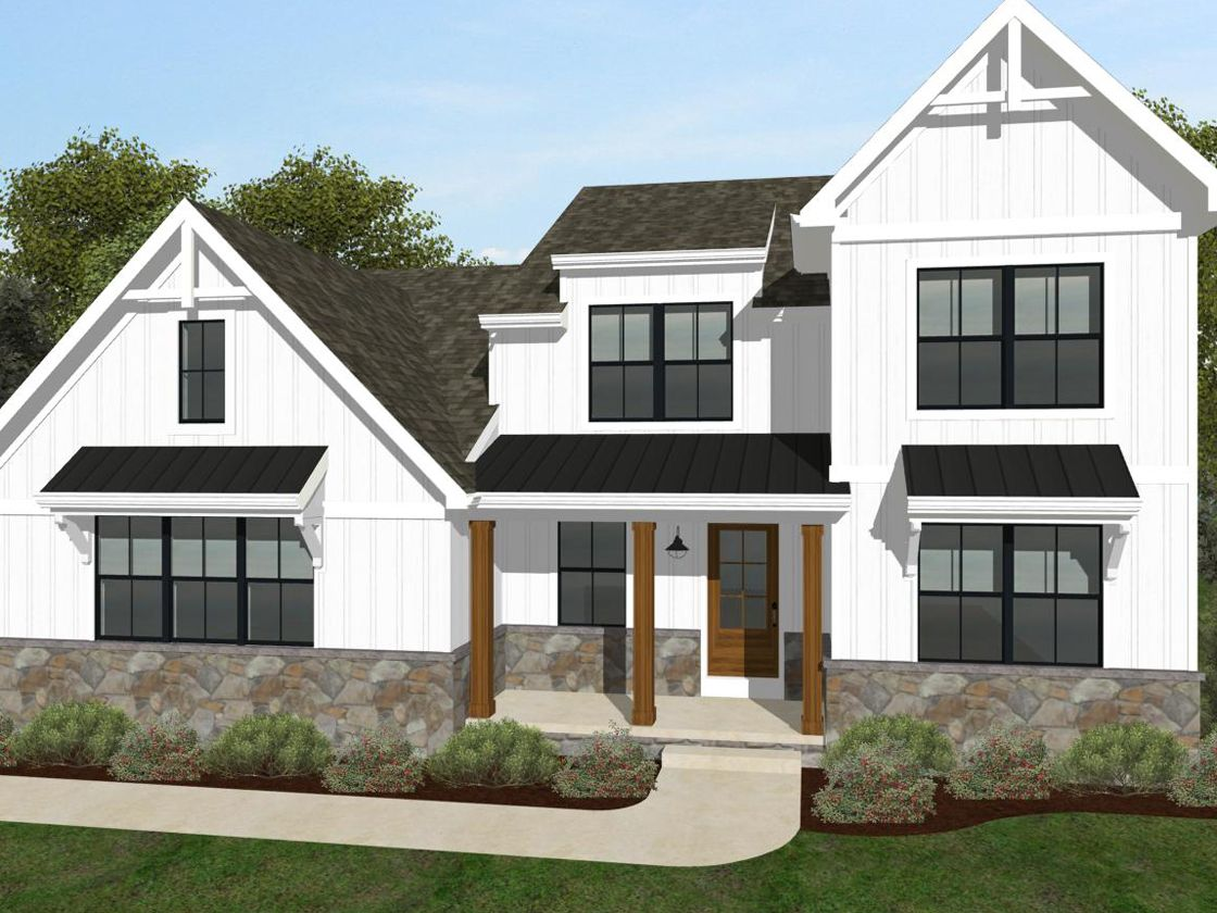 Exterior featured in the Sycamore Farmhouse By Keystone Custom Homes in York, PA