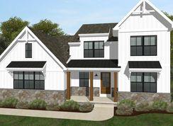 Sycamore Farmhouse - Hampton Heath: Landisville, Pennsylvania - Keystone Custom Homes