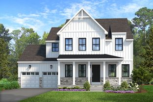 Addison Farmhouse - Glenwood Chase: Pennsburg, Pennsylvania - Keystone Custom Homes